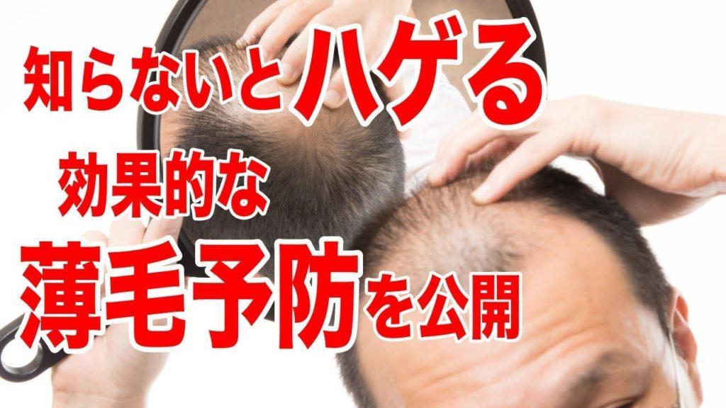 薄毛 改善 方法|薄毛を改善する方法をご紹介